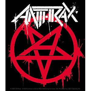 Anthrax - Masters Logo - Sticker