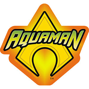 Aquaman - Logo Sticker