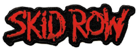 Skid Row - Logo Patch