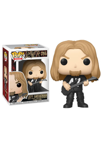 Slayer - Jeff Hanneman - Vinyl Figure - Licensed New In Box