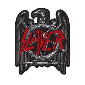 Slayer - Black Eagle Die Cut Limited Edition Patch