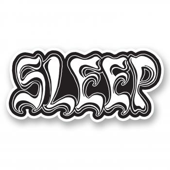 Sleep - Logo - Sticker