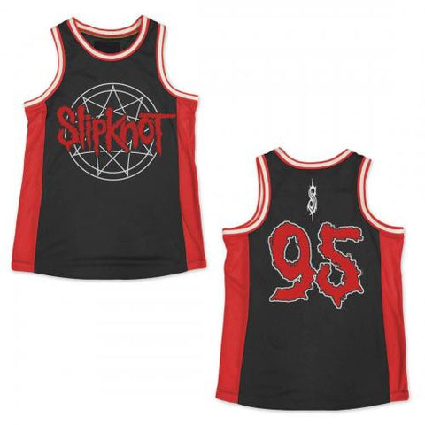 Slipknot - 95 Basketball Jersey