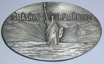 Smashing Pumpkins - Liberty Belt Buckle
