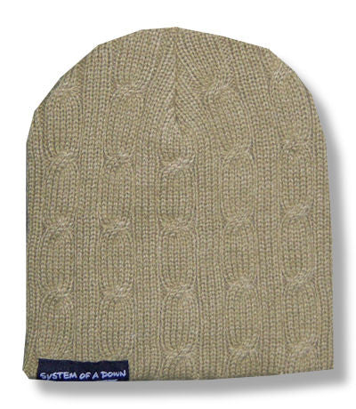 System Of A Down - Patch Beanie