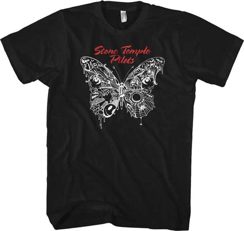 Stone Temple Pilots - Butterfly Lightweight T-Shirt