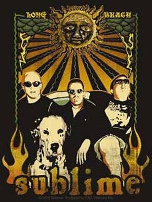 Sublime - Chillin' Sticker