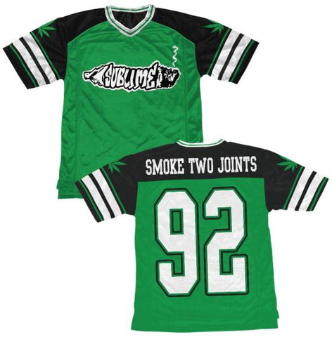 Sublime - Smoke Two 92 Football Jersey