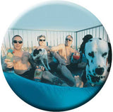 Sublime - Dog Band Pinback Style Button