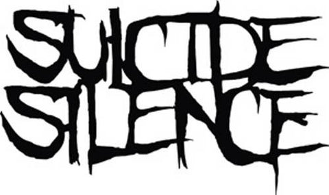 Suicide Silence - Logo Rub On Sticker