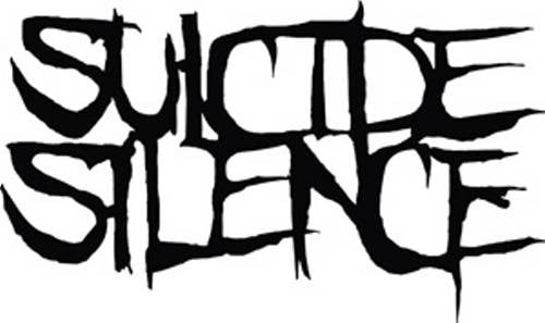 suicide silence logo rub on sticker rock merch universe rh rmumobile com