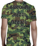 Soilwork - Swedish Metal Attack T-Shirt