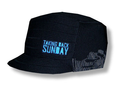 Taking Back Sunday - Logo Billed Cadet Beanie