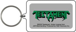 Testament - Logo Key Chain