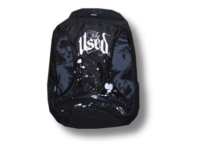 The Used - Skulls Back Pack