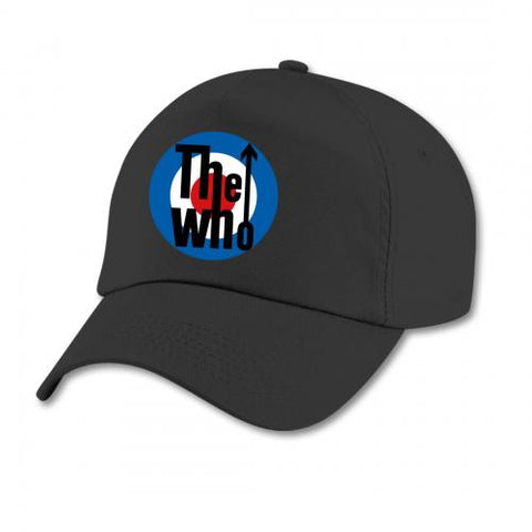 The Who - Classic Logo Hat