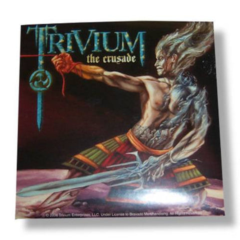 Trivium - Logo Crusade Sticker