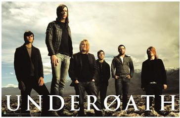 Underoath - Poster - Band Photo