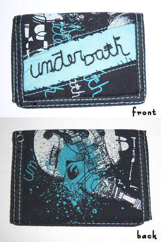 Underoath - Gas Mask Wallet