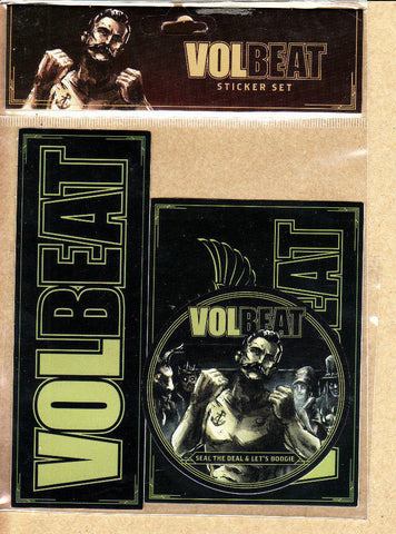 Volbeat - Sticker Set