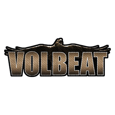 Volbeat - Patch - Woven - UK Import - Collector's Patch - Licensed New