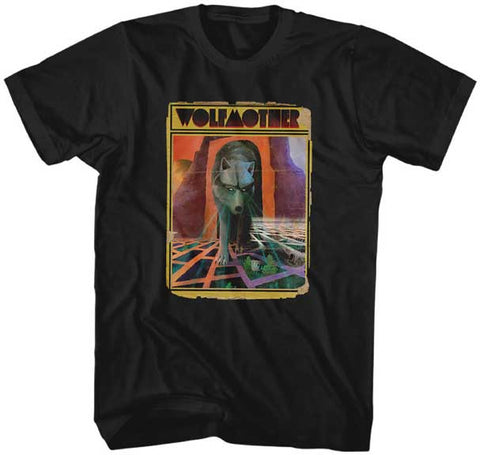 Wolfmother - Wolf Lazer Eyes T-Shirt