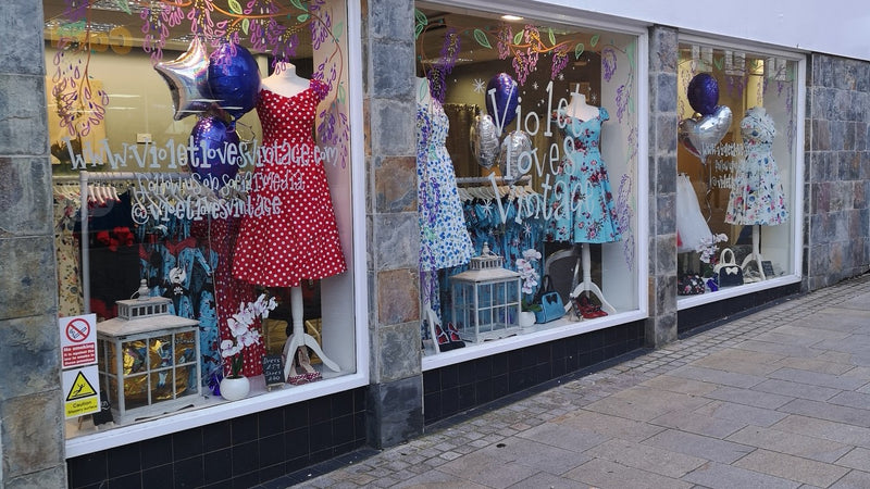 Violet Loves Vintage Opens In Altrincham!
