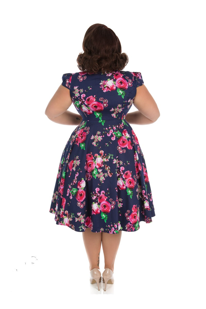 Rose Garden Tea Dress