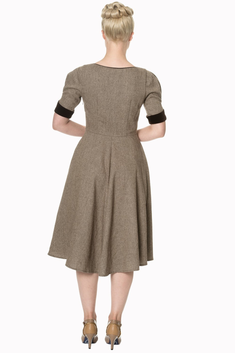 Daphne Swing Dress