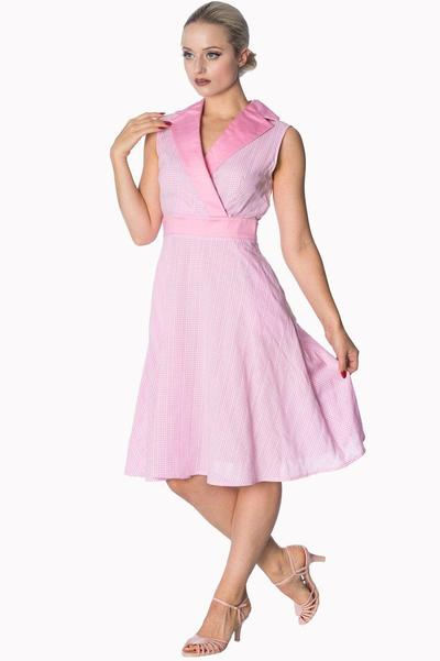 Pink Ladies Dress