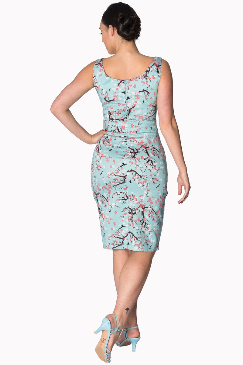 Jasmine Fitted Dress