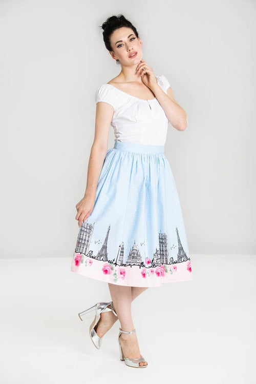 Perfect Paris Skirt