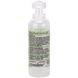 Eye Wash 1 oz. Eyesaline