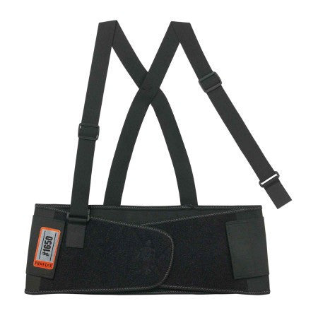 Back Support with Suspenders by Ergodyne