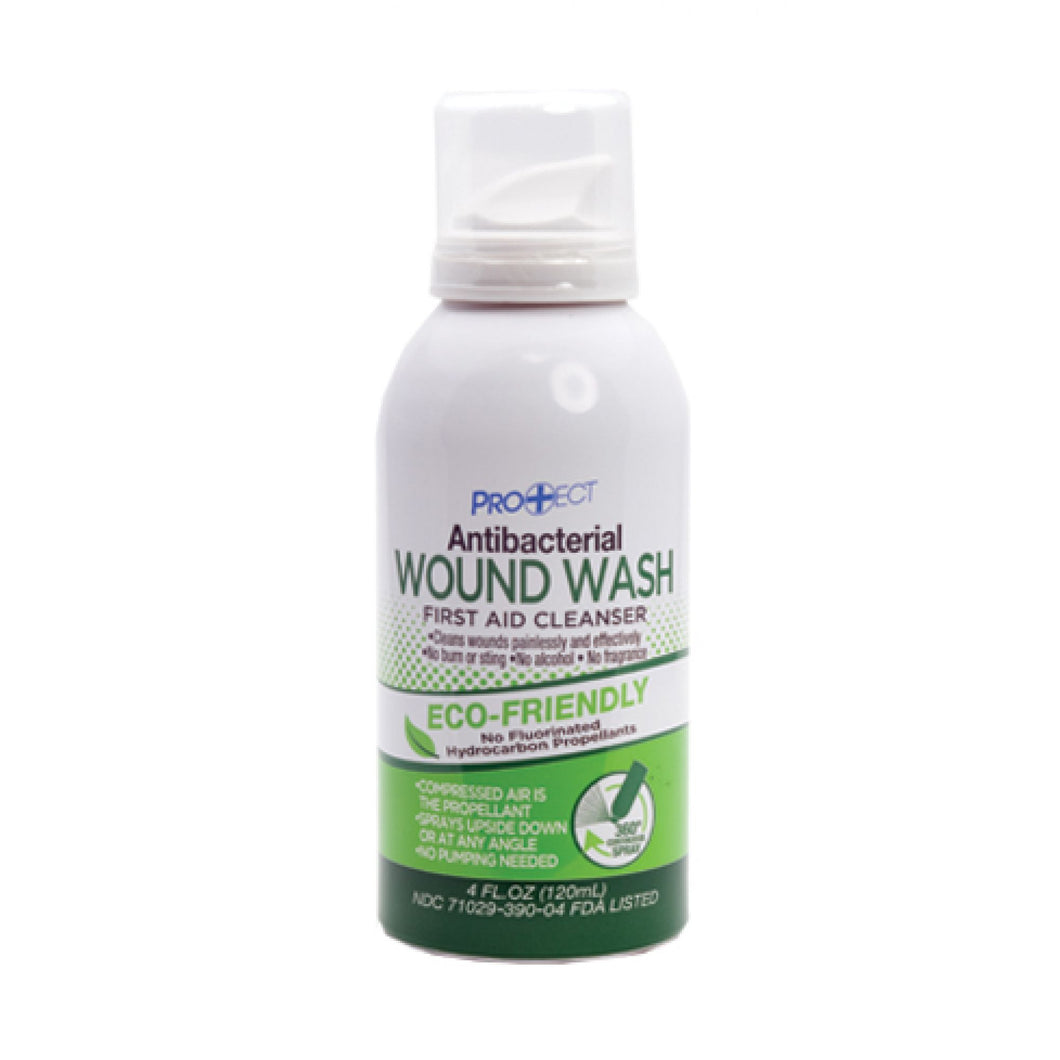Wound Wash Antibacterial Spray