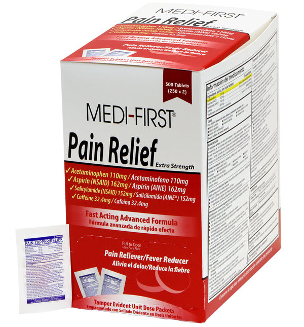 Pain Relief (100-Count)