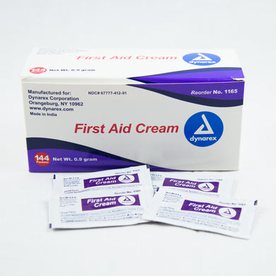 First Aid Cream 144-Count
