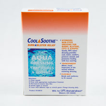 Cool & Soothe Burn & Blister Relief