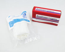 "Blood-Stopper Sterile Compress 9""×5½"""