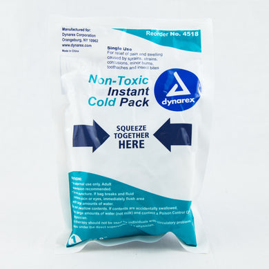 Cold Pack Instant Non Toxic 5
