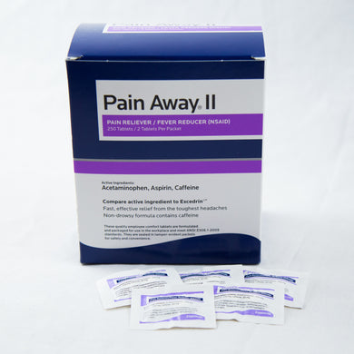 Pain Away II (Ease II) 250-Count
