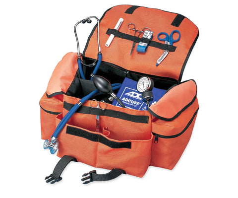 Trauma Bag Basic Lg Orange (EMPTY)