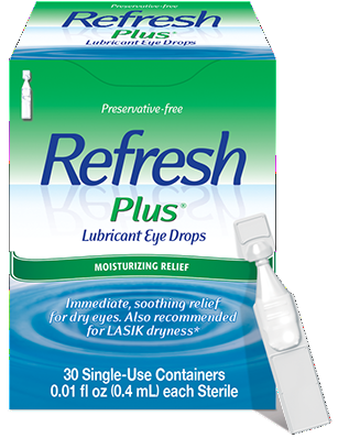 REFRESH PLUS® 30Pk