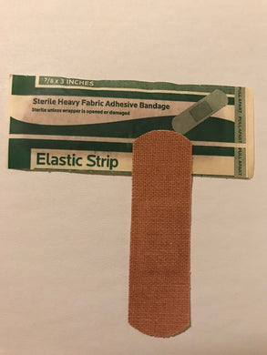 Unit Elastic Strip 7/8 x  3