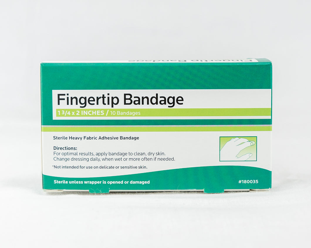 Unit Fingertip Bandage
