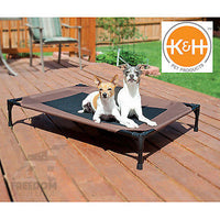 K&H Pet Products Pet Cot Large Chocolate 30