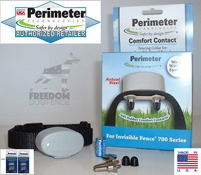 Perimeter R21/R51 7K Invisible Fence Compatible Dog Collar Receiver ICT-700/725