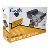 Our Pets Deluxe SmartScoop Self-Scooping Litter Box
