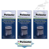 Perimeter Technologies Invisible Fence R21 & R51 Dog Collar Battery YEAR SUPPLY