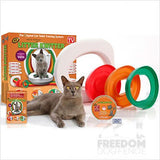 Litter Kwitter Cat Toilet Training System w/ Instructional DVD